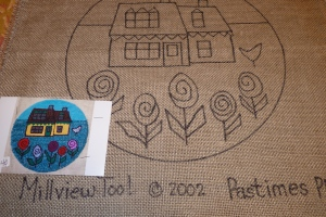 Millview Too Pattern by Pastimes PEI